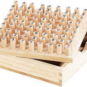 Playtastic-Juego-de-Sudoku-de-madera-natural-0