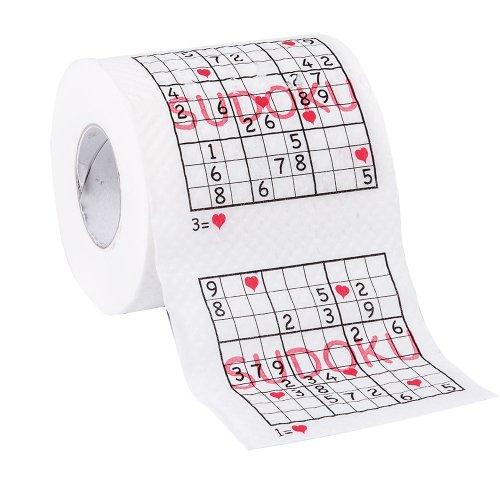 Rollo Papel Higiénico Sudoku - Sudoku e493151c17cd