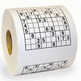 Rollo-de-papel-con-sudoku-Con-dos-capas-Papel-de-WC-con-impresiones-de-sudoku-para-el-Bao-0