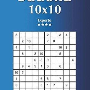 Sudoku-10x10-Experto-Volumen-12-276-Puzzles-Volume-12-0