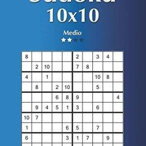 Sudoku-10x10-Medio-Volumen-10-276-Puzzles-Volume-10-0