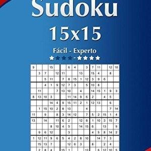 Sudoku-15x15-De-Fcil-a-Experto-Volumen-22-276-Puzzles-Volume-22-0