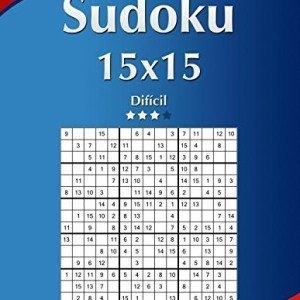 Sudoku-15x15-Difcil-Volumen-25-276-Puzzles-Volume-25-0