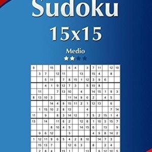 Sudoku-15x15-Medio-Volumen-24-276-Puzzles-Volume-24-0