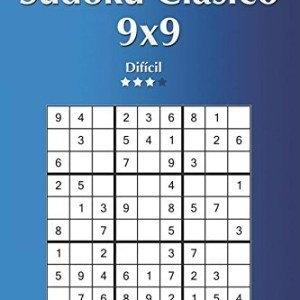 Sudoku-Clsico-9x9-Difcil-Volumen-4-276-Puzzles-Volume-4-0