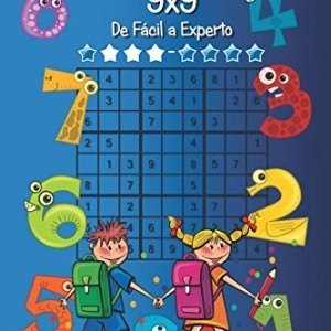 Sudoku-Clsico-Para-Nios-9x9-De-Fcil-a-Experto-Volumen-8-145-Puzzles-Volume-8-Sudoku-Para-Nios-0
