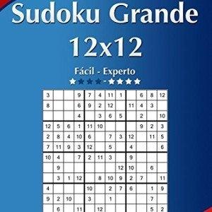 Sudoku-Grande-12x12-De-Fcil-a-Experto-Volumen-15-276-Puzzles-Volume-15-0