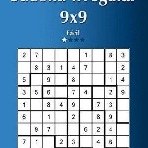 Sudoku-Irregular-9x9-Fcil-Volumen-2-276-Puzzles-Volume-2-0