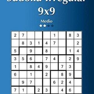 Sudoku-Irregular-9x9-Medio-Volumen-3-276-Puzzles-Volume-3-0