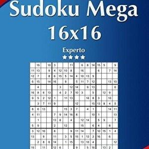 Sudoku-Mega-16x16-Experto-Volumen-33-276-Puzzles-Volume-33-0