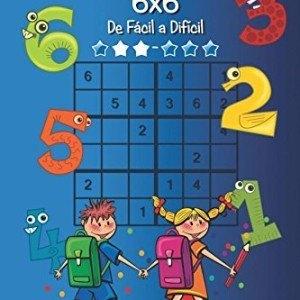 Sudoku-Mini-Para-Nios-6x6-De-Fcil-a-Difcil-Volumen-1-145-Puzzles-Volume-1-0