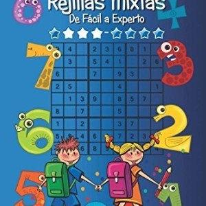 Sudoku-Para-Nios-Rejillas-Mixtas-De-Fcil-a-Experto-Volumen-3-145-Puzzles-Volume-3-0