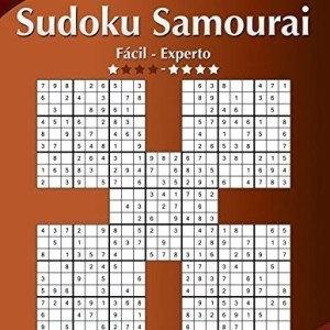 Sudoku-Samurai-De-Fcil-a-Experto-Volumen-1-159-Puzzles-Volume-1-0