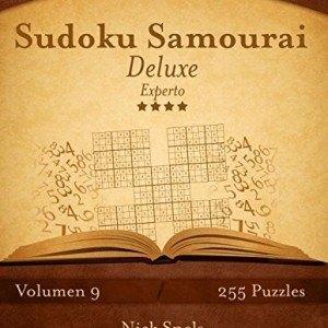 Sudoku-Samurai-Deluxe-Experto-Volumen-9-255-Puzzles-Volume-9-0