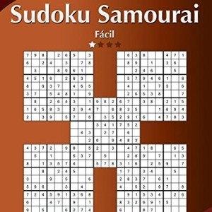 Sudoku-Samurai-Fcil-Volumen-2-159-Puzzles-Volume-2-0